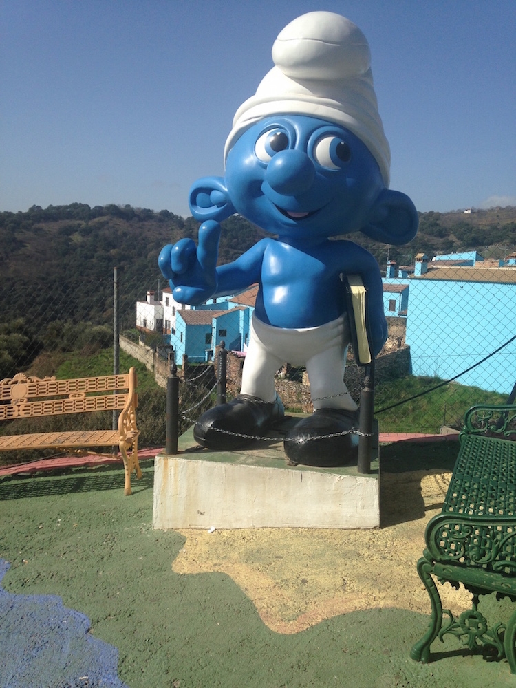 smurf-town