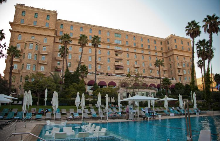 King David Hotel accommodation in Jerusalem