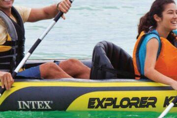 Intex Explorer K2 Kayak Review