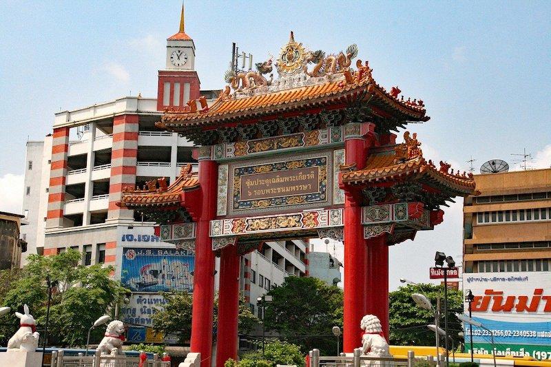 Bangkok Chinatown 4 days in Bangkok