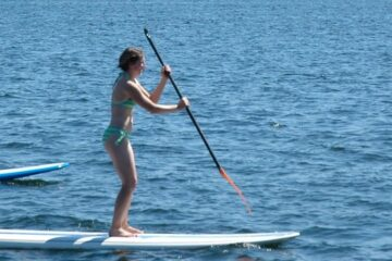 Beginner Paddle Board