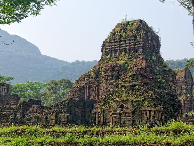 My Son temples Hoi An