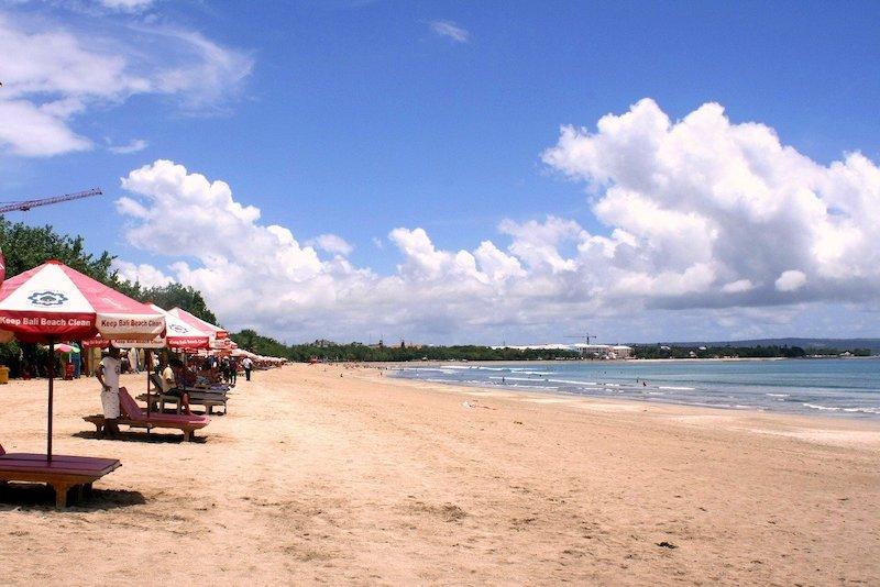 Pantai Beach Kuta Bali