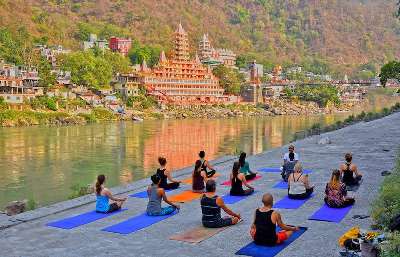 Yoga Retreat Asia Himalayas