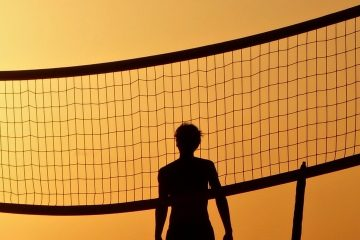 best beach volleyball