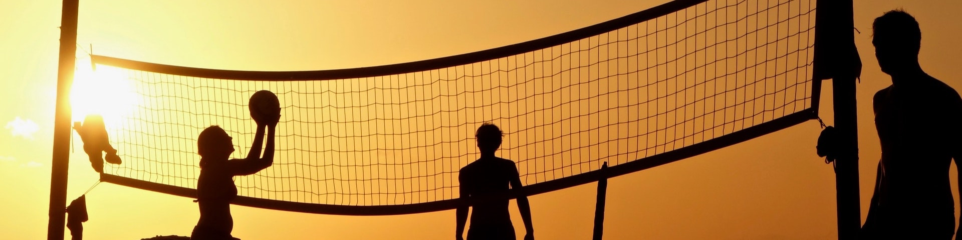 best beach volleyball